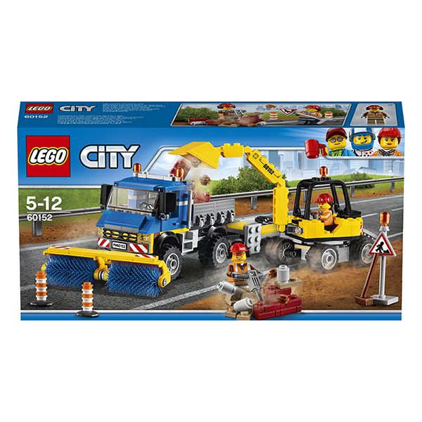 лего 60152