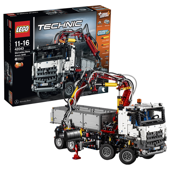 lego technic 42043 mercedes benz
