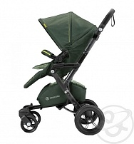 Коляска 3 в 1 Concord Neo Travel Set L.E., цвет: jungle green
