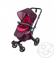 Коляска 3 в 1 Concord Neo travel set, цвет: rose pink 2016