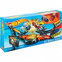 "Hot Wheels DHY25 Хот Вилс Трасса ""Супер гравитация"""