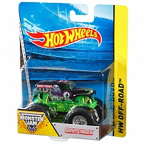 "Hot Wheels BHP37 Хот Вилс ""MONSTER JAM"" 1:64"
