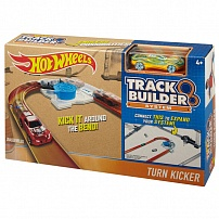 Hot Wheels DJD67 Хот Вилс Конструктор трасс Turn Kiaker