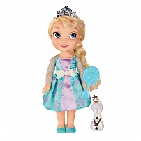 Disney Princess 795130 Принцессы Дисней Холодное Сердце Малышка 35см., Эльза