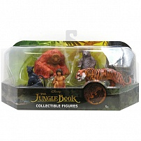 Jungle Book 23210 Книга Джунглей 5 фигурок
